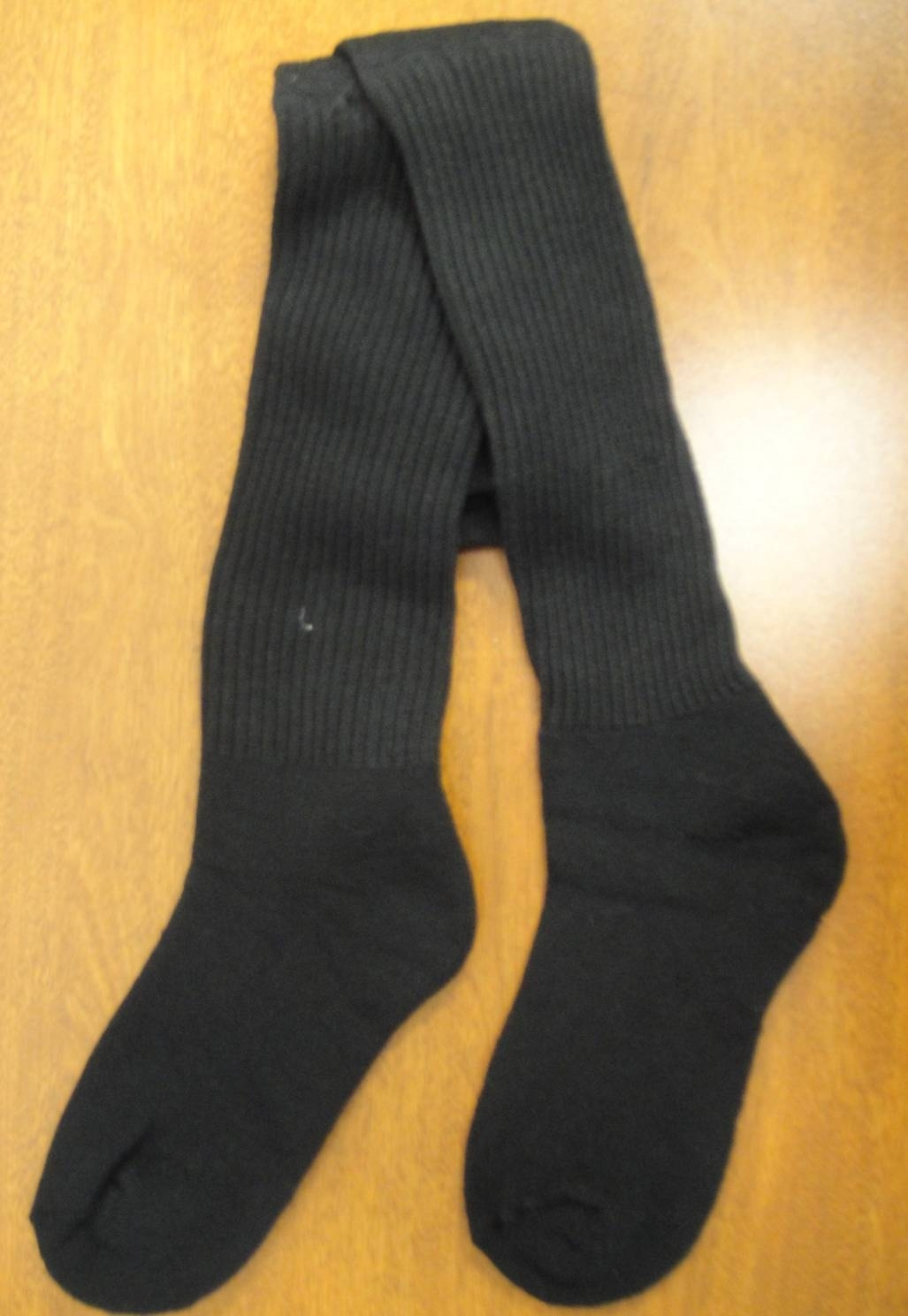 AF HEMA Black Socks (Knee High)