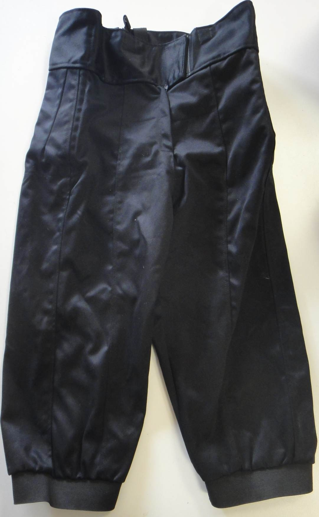 AF HEMA Black Pants w/Extra Protection